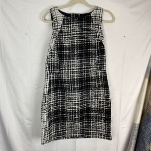 Banana Republic Black and White dress